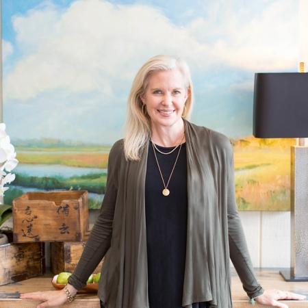 Interior Designer Leslie Klinginsmith